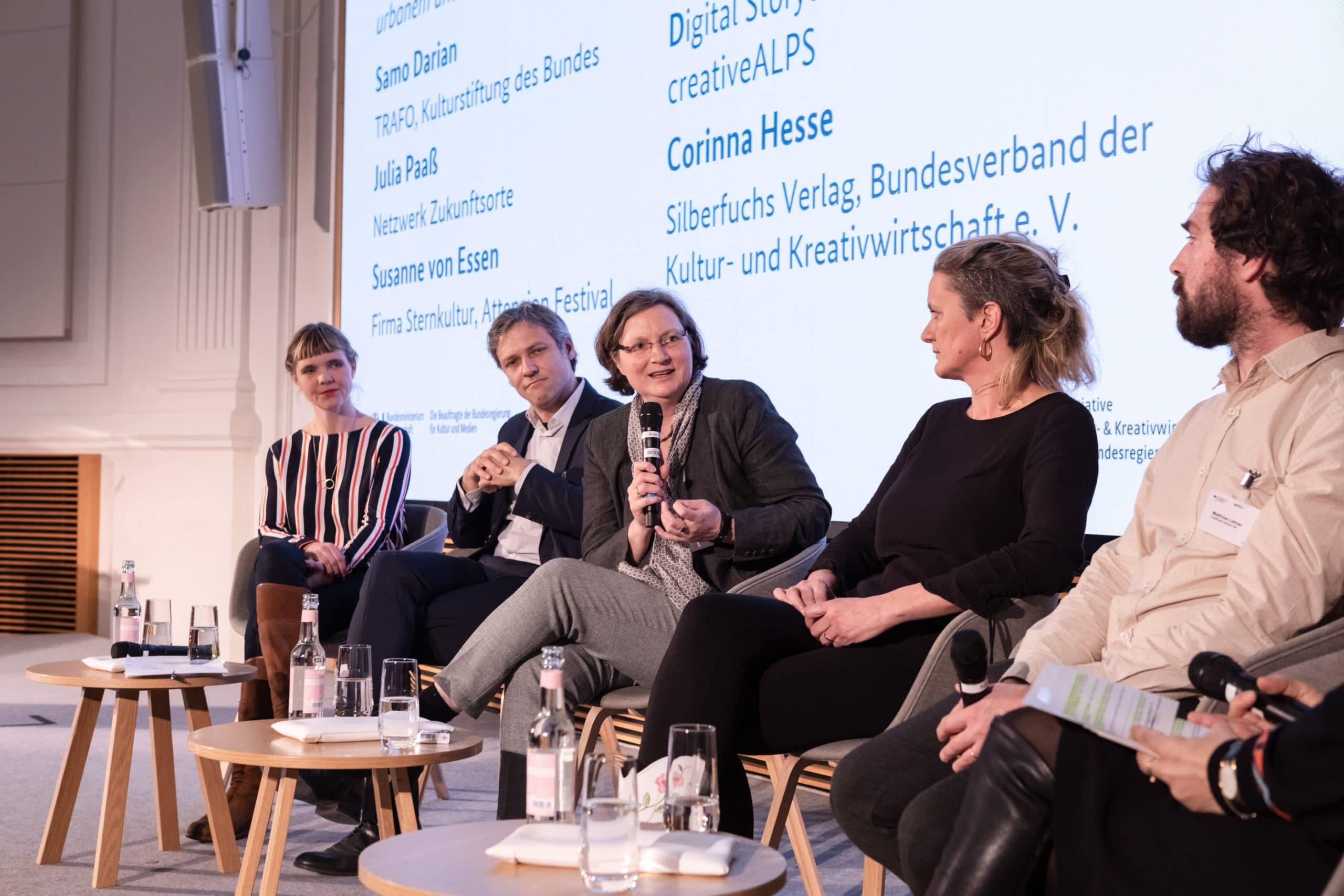 Start-up Night der Kreativen   BMWi, Berlin – 20.02.2019