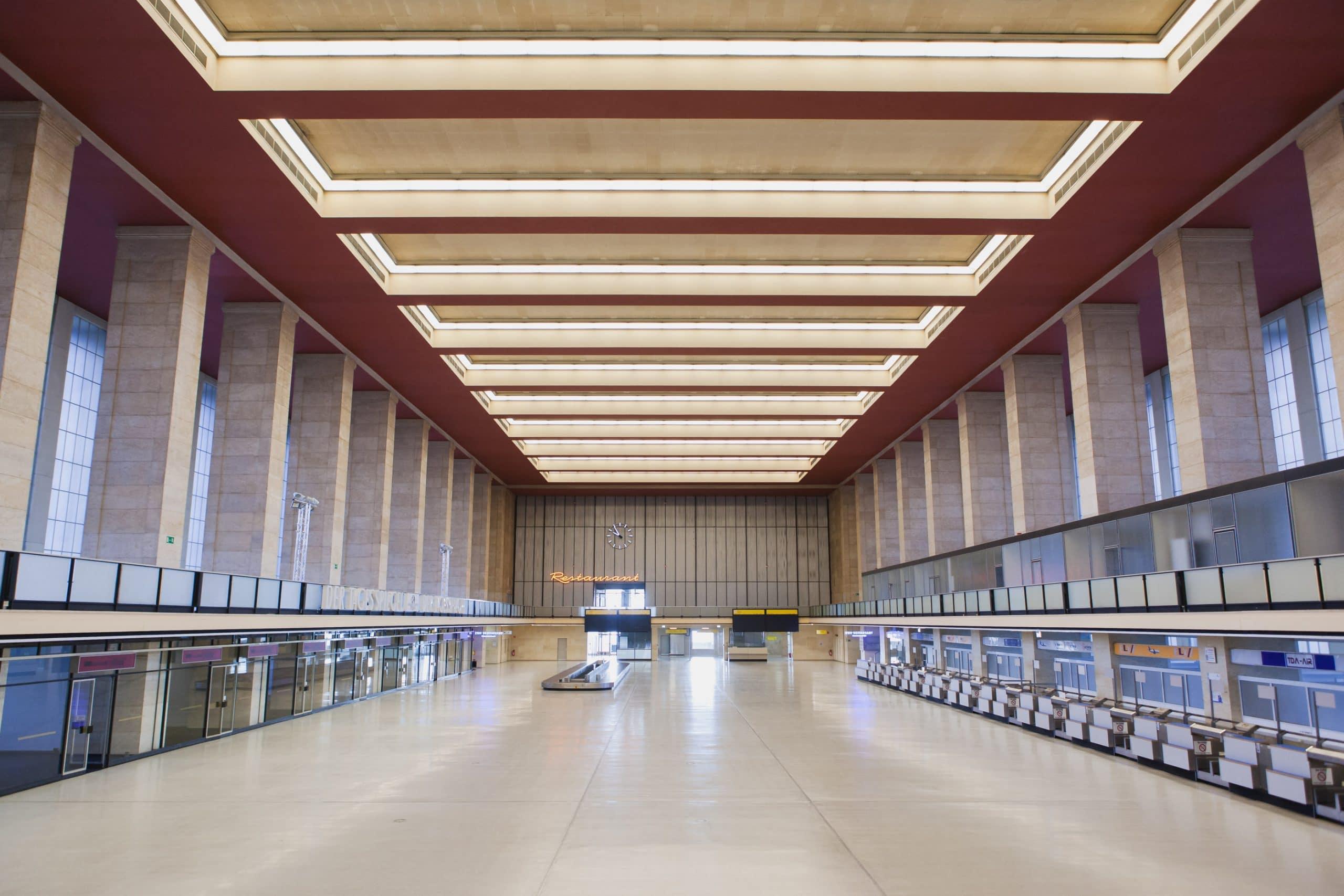 Innovationsworkshop, Tempelhof   Flughafen Tempelhof, Berlin – 23.02.2018