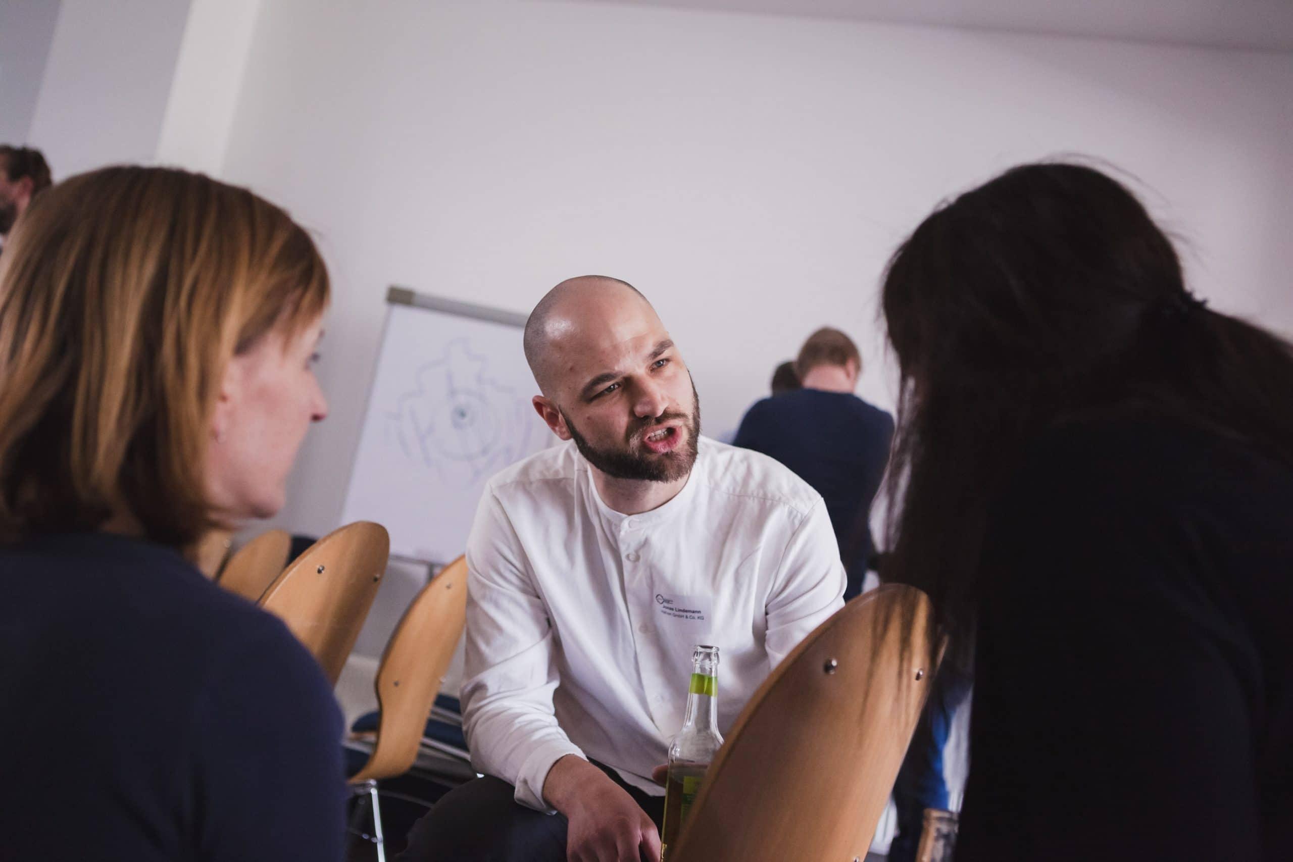Fellowsforum 2018 | Akademie Schmöckwitz, Berlin – 12.04.2018