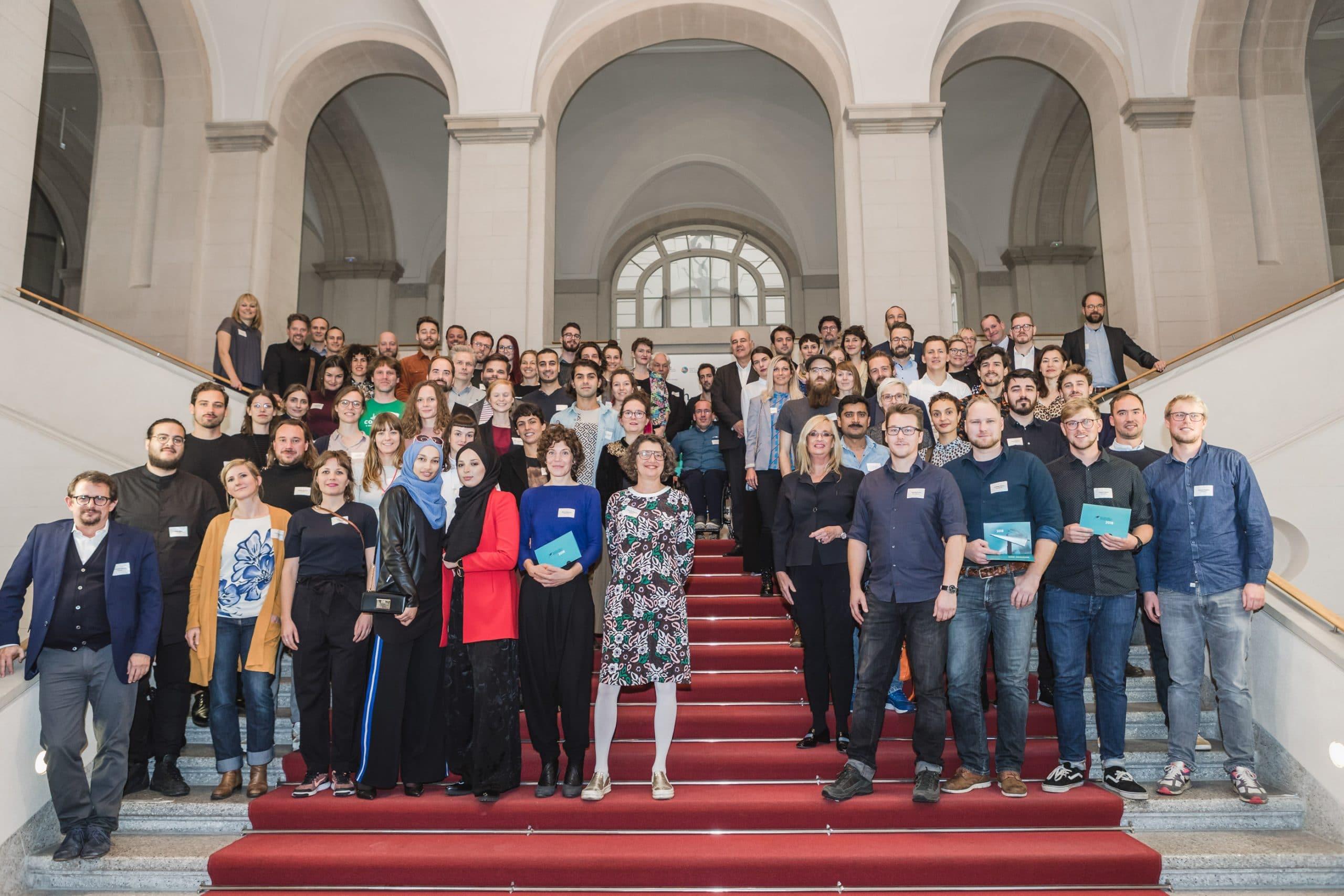 Kultur- und Kreativpiloten 2018 | BMWi, Berlin – 12.11.2018