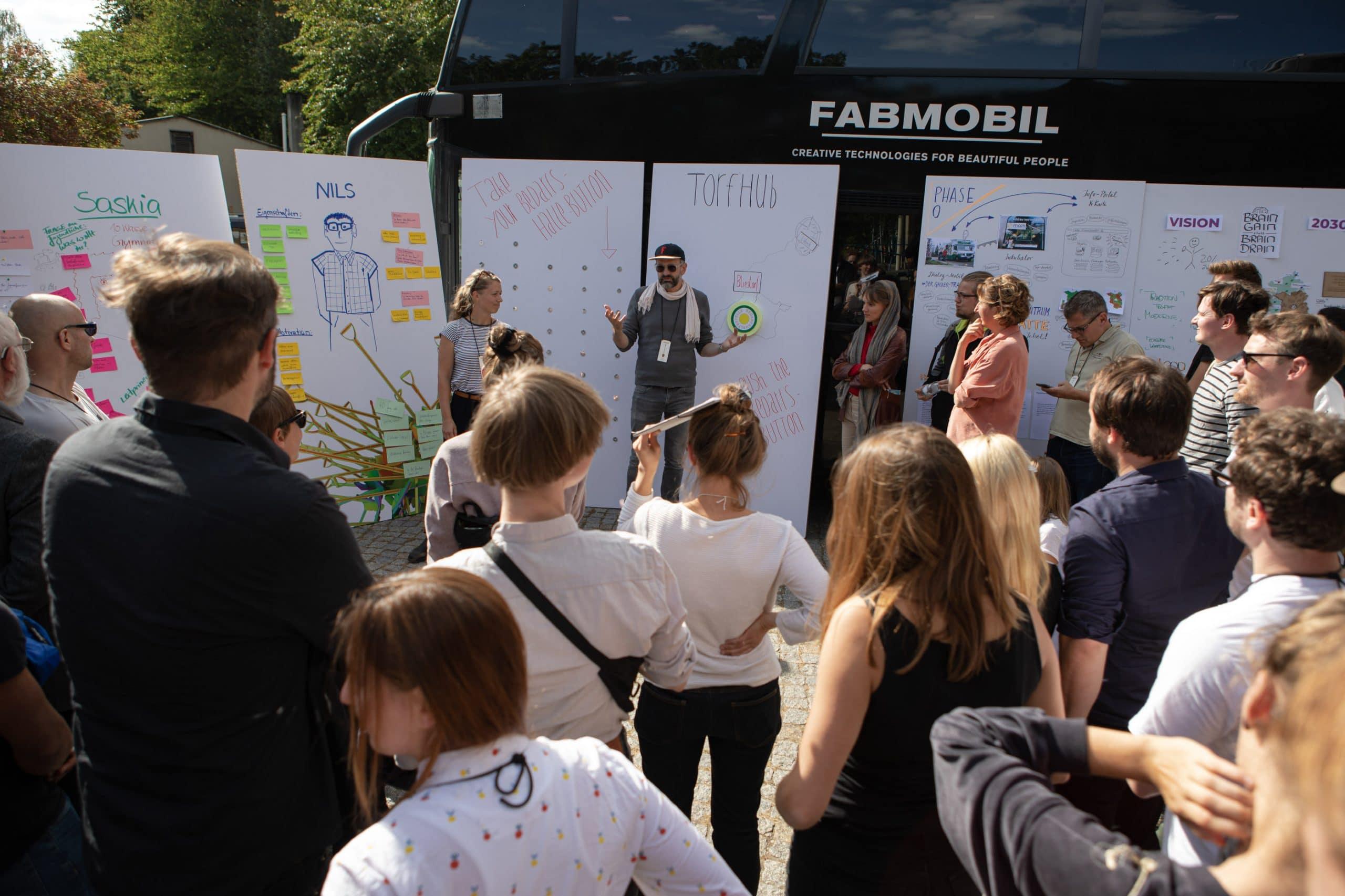 InnovationCamp LANDSICHTEN | 12.09.-14.09.2019 – Kühlhaus, Görlitz