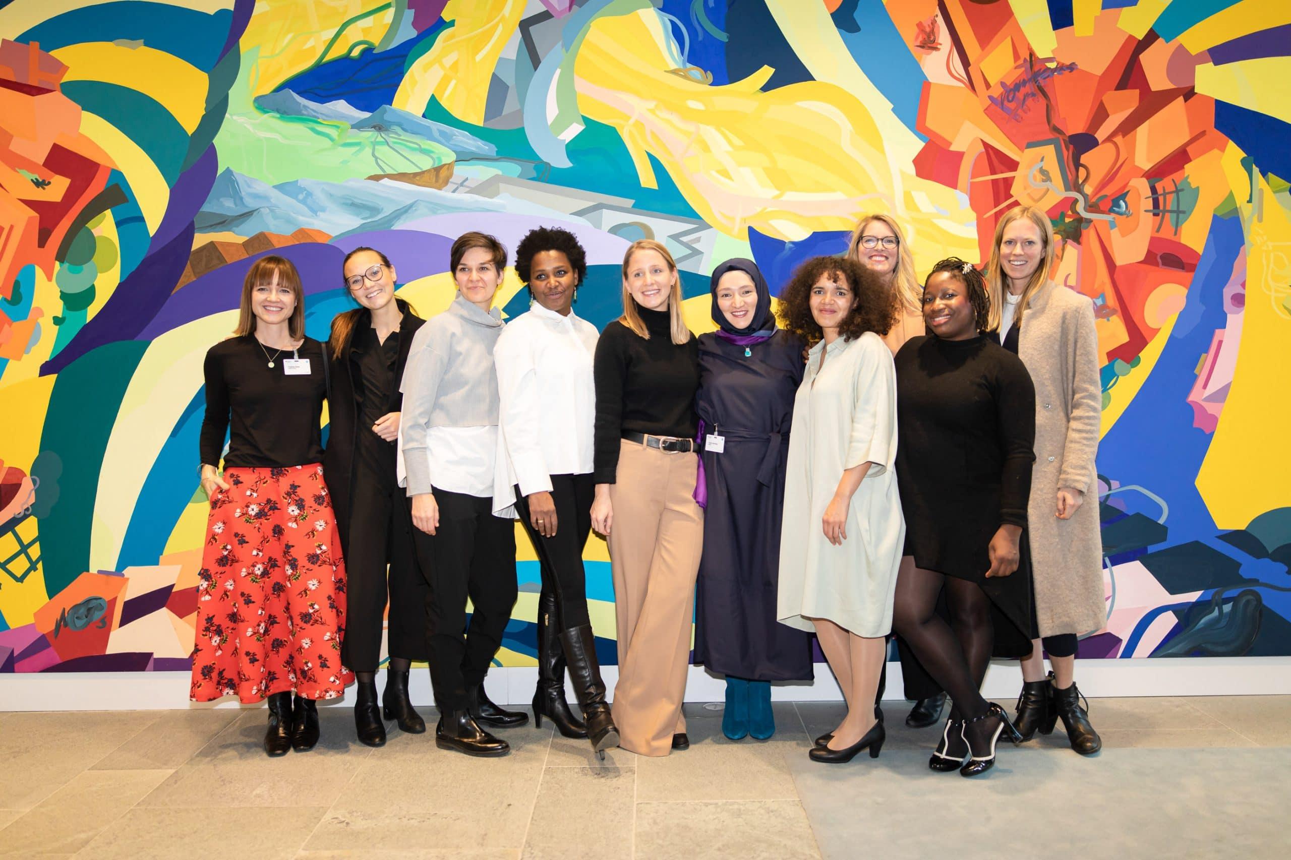 Kreativpiloten 2019 |  Besuch im Kanzleramt, Berlin – 12.11.2019