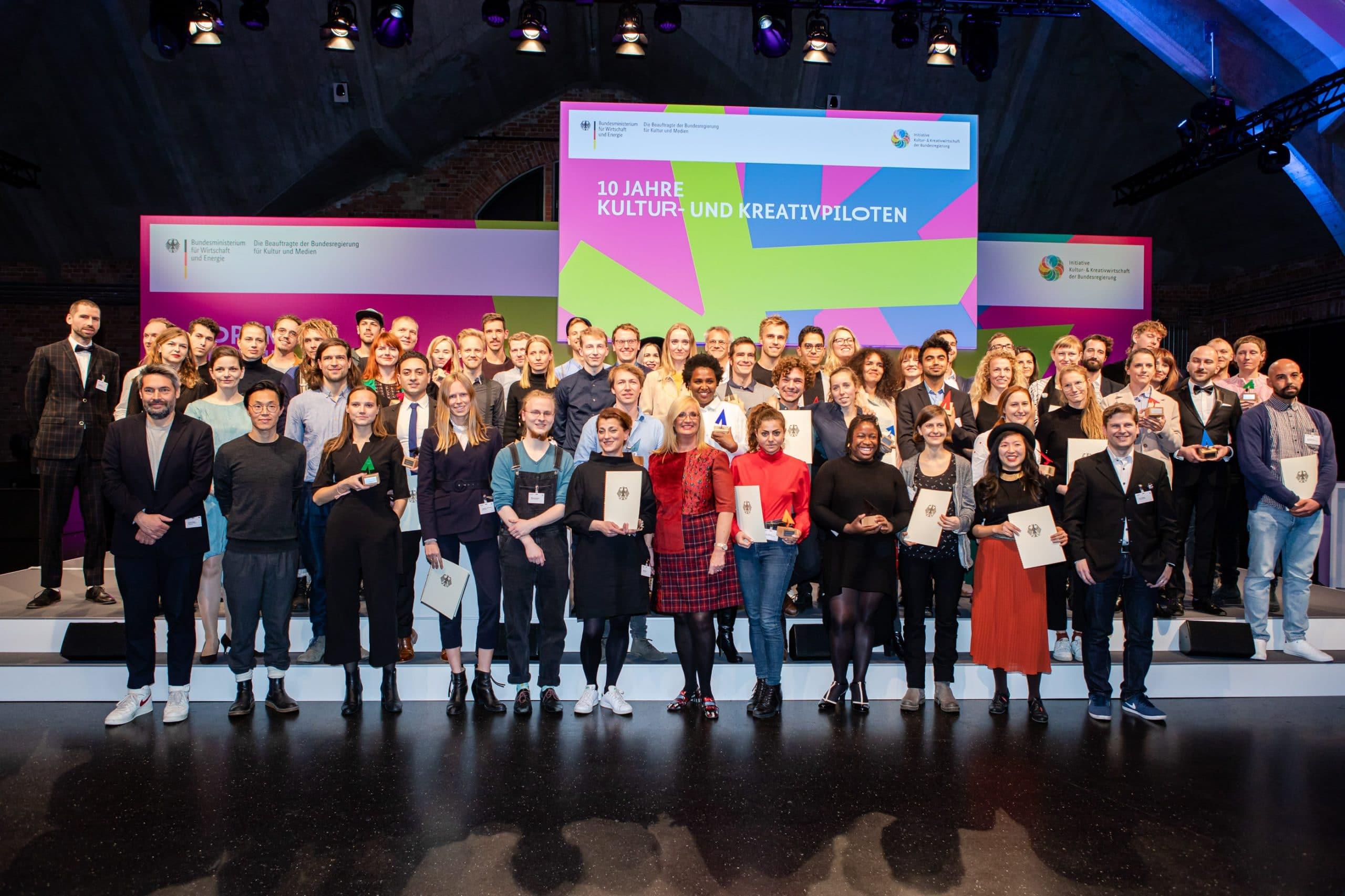 Forum Kultur und Kreativwirtschaft 2019 | WEEC, Berlin – 12.11.2019
