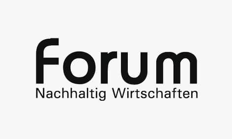 Logo: Forum nachhaltig Wirtschaften – Magazin.