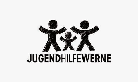 Logo: Jugendhilfe Werne, Nordrhein-Westfahlen.