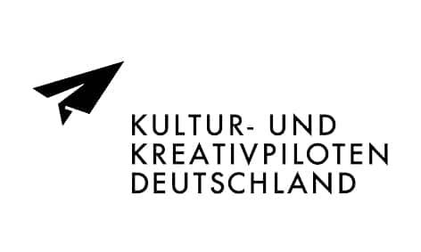 Logo: Kultu- und Kreativpiloten Deutschland. Kunde von William Veder | Eventfotografie in Berlin