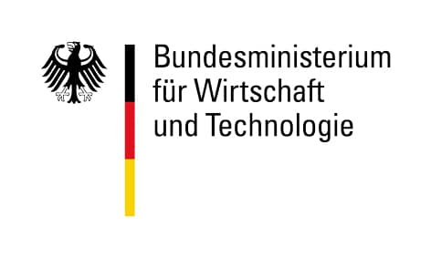 Logo: Bundesministerium für Wirtschaft und Technologie. Kunde von William Veder | Eventfotografie in Berlin