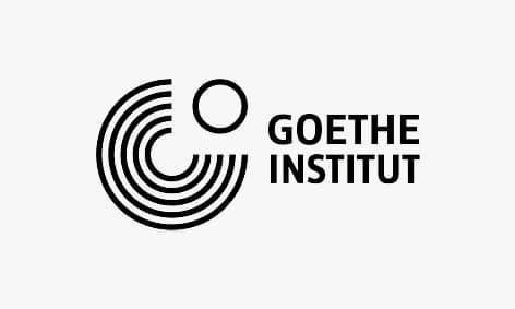 Logo: Goethe Institut.