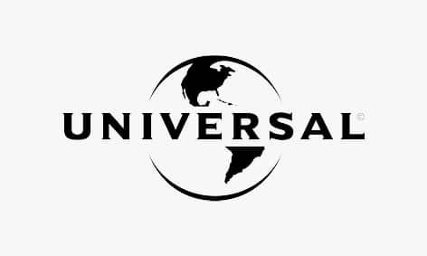Logo: Universal. Musik-Label.