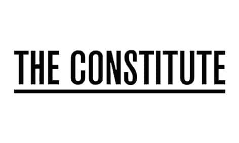 Logo: Design Studio The Constitute in Berlin. Kunde von William Veder | Eventfotografie in Berlin