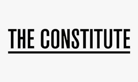 Logo: Design Studio The Constitute in Berlin.