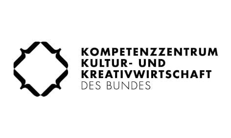 Logo: Kompetenzzentrum Kultur- und Kreativwirtschaft. Kunde von William Veder | Eventfotografie in Berlin